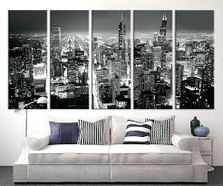 city wall art black and white large watercolor world printable poster monochrome framed pictures crafted kansas city wall art