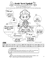 coloring pages for preschoolers awesome direct free germ coloring pages perfect hands page wash in