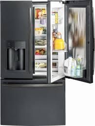 black slate appliances. Simple Black Ft French Door In Refrigerator  Black Slate In Appliances F