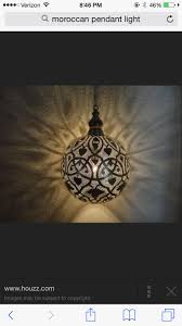 other sizes available Moroccan Shade Light Lantern  Stunning Moroccan style  shade Lantern reflects shade Light all around. It is made of brass and  pierced ...