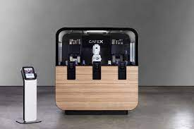 Coffee maker news, reviews & resources. Can Cafe X A 25 000 Robot Make Better Coffee Than A Barista Curbed
