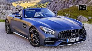 2018 mercedes benz. brilliant 2018 2018 mercedesbenz amg gt c roadster exterior u0026 interior design hd video throughout mercedes benz