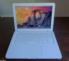 Apple MacBook 7,1 White Unibody 13