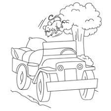 Top 10 Jeep Kleurplaten Voor Uw Kleintjes Momjunccom