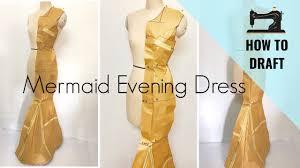 Mermaid Dress Pattern Best Decorating Ideas