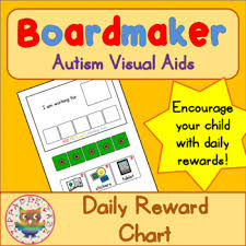 Daily Behavior Charts For Autistic Students 36 Extraordinary Reward Chart For Autistic Child