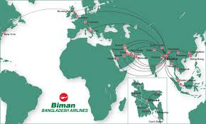 Biman Bangladesh Airlines World Airline News