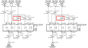 gmc sierra tail light wiring diagram with schematic 37330 and 1999