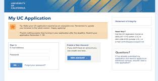 applying to uc berkeley nailing the personal statement golden uc application login