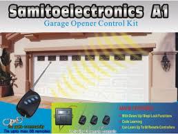 garage door opener remote keychain. Overhead Garage Door Keypad Repair Replacement In New York NY · Chamberlain Clicker Universal Opener Remote Keychain