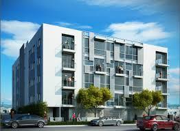 Del Rey Getting Two Low Rise Apartment Complexes Urbanize La