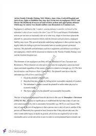 a tort essay writing a tort essay