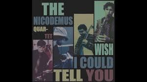 The Nicodemus Quartet - Footprints - YouTube