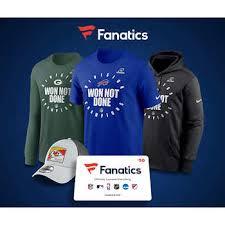 Fanatics 1 - $50 eGift Card | Costco