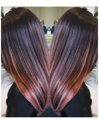 International Hair Color Trends Cool New