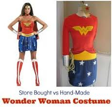 Wonder Woman Costume Pattern Beauteous Needle Thread Magic The Making Of Wonder Woman For 48 DIY