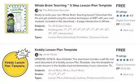 Lesson Plans Template Free Where Can You Download Free Lesson Plan Templates Quora
