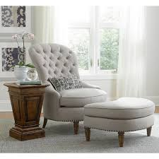 Living Rooms With Ottomans Custom ART Furniture Collection One Upholstered Christiansen Ottoman