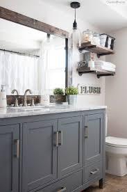 Bathroom Stone Framed Bathroom Mirrors Imposing With Regard To