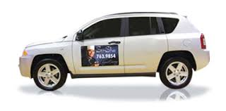 Custom Car Magnets Car Door Advertising Magnets