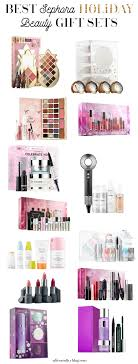a deled list of the best sephora holiday gift sets for 2018 oliveandivy