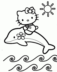 Free Printable Hello Kitty Coloring Pages For Kids Color Pages