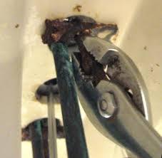installing a new bathroom faucet