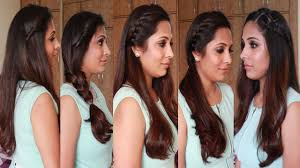 Simple Hairstyles For College 5 Quick Easy Hairstyles Heatless Hairstyles Youtube