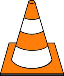 Image result for small construction cone