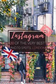 London Instagram Guide 20 Must See Instagrammable Photo Spots
