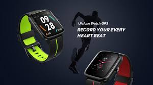 Ulefone Watch GPS - Full smartwatch ...