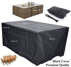 outdoor patio furniture covers. Image Is Loading WATERPROOF-GARDEN-PATIO-FURNITURE-COVER-RECTANGULAR-OUTDOOR -RATTAN- Outdoor Patio Furniture Covers