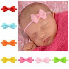 <b>20pcs</b>/<b>lot</b> 2 inch <b>kids Small</b> Cute <b>Bow</b> Tie Headband DIY <b>Bow</b> knot ...
