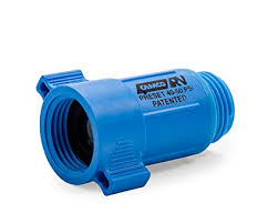 amazon camco 40143 plastic water pressure regulator prevents damage to rv water hoses and pumps from inconsistent water pressure