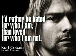 Kurt Cobain Quotes Cool Be Yourself Kurt Cobain Quotes Inspiration Boost