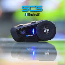 TAI NGHE BLUETOOTH INTERCOM SCS S9