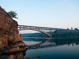 Мосты Преображенского Википедия Преображенский мост через Старый Днепр