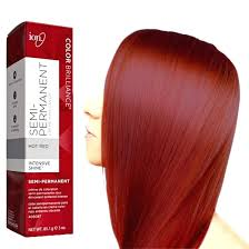Ion Permanent Creme Hair Color Chart Ion Semi Permanent Hair Color Chart Lajoshrich Com