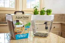 Self Cleaning Fish Tank Garden Back To The Roots A Company That Turns Waste Into Food Care2