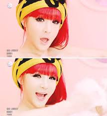 so here is a park bom inspired makeup tutorial d i figured while i still had red hair i ought to do one of her looks