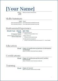 Free Resume Word Format Download Best of Resume Layout Word Resume Format Free Download Curriculum Vitae