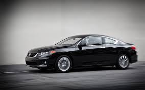 honda accord coupe 2014 black. Plain Black 2013 Honda Accord EX Coupe First Test For 2014 Black 1