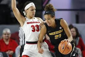 Cierra Porter Returns To Mizzou Womens Basketball Team