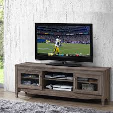 urban designs grey driftwood tv stand on free with french entry doors modern