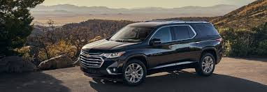 2018 Chevrolet Traverse for Sale in Sylvania, OH - Dave White ...