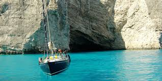 Image result for Sailing on Yachts in Greece