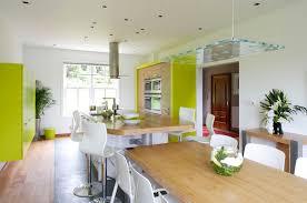 Kitchen Diner Flooring Kitchen Idea Combining Materials Kitchen Sourcebook