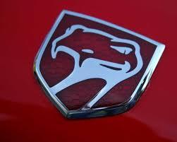 dodge viper logo upside down. dodge viper emblem logo upside down