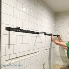 Building Floating Shelves Heavy Duty Awesome How To Install Heavy Duty Floating Shelves For The Kitchen
