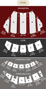 Beacon Theater New York Ny Seating Chart Stage New